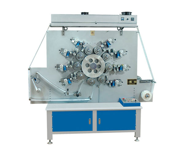 MHL-1008S- Double-side High-speed Rotary Label Printing Machine